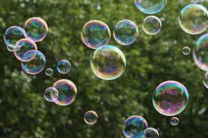 بازی پانزی و حبابها